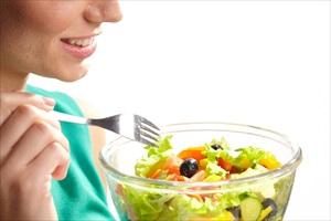 耳つぼの刺激による食欲抑制